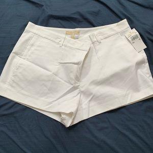 Michael Kors Stretch Cotton Shorts